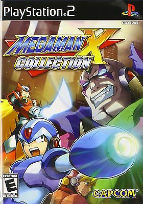 Mega Man X Collection  PlayStation 2 Brand New and Sealed