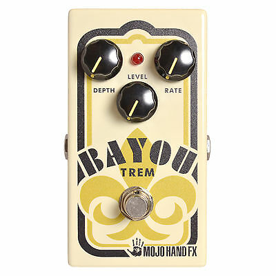 Mojo Hand FX Bayou Trem Brand New ** Next Day UK Delivery **