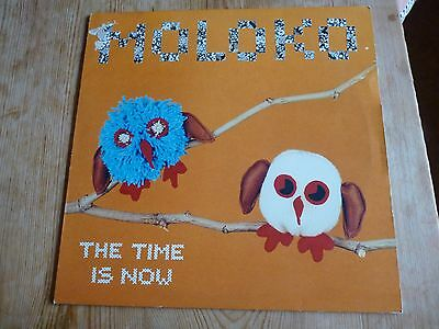 "Moloko vinyl 12"" The Time Is Now Roisin Murphy ECSY88 plays VG++ indie dance"