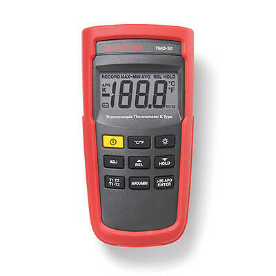 Amprobe TMD-50 K Type Thermocouple Thermometer