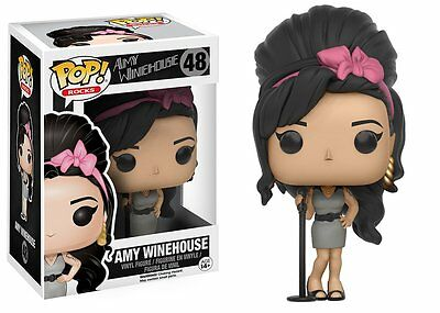 Funko POP Vinyl Rock ! Amy Winehouse - #48 - NEW !!!