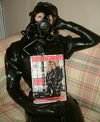 Rubberist magazine issue 29 + high quality photo CD