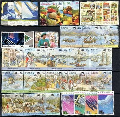Australia - 1987 Year Collection MNH - 2 Scans