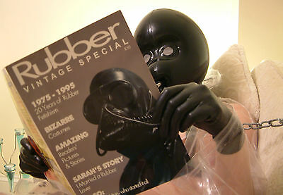 Rubberist magazine, Rubber Vintage Special, Very Rare! + high quality photo CD