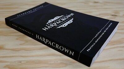 Harpacrown by Mark Chandaue - Mentalism - Great Reviews!