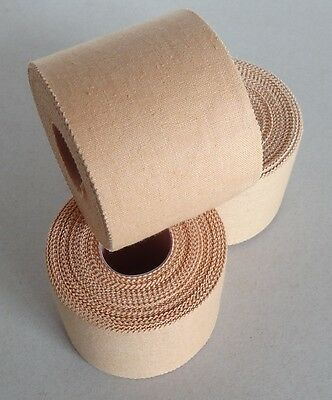 Premium Rigid Sports Strapping Tape - 30 Rolls of 38mm X 13.7M