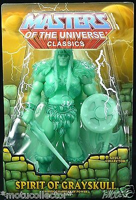 ☆Outlet☆ Spirit Of King Grayskull Motu Classics --  *masters Del Universo