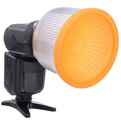 New Universal Cloud Lambency Flash Diffuser Reflector with Dome Cover Sets