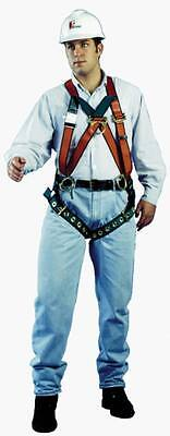 MSA Rose Pullover Fall Protection Harness (standard)& 6' shock absorbing lanyard