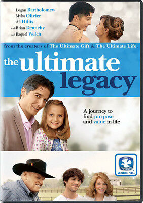 The Ultimate Legacy [New DVD]