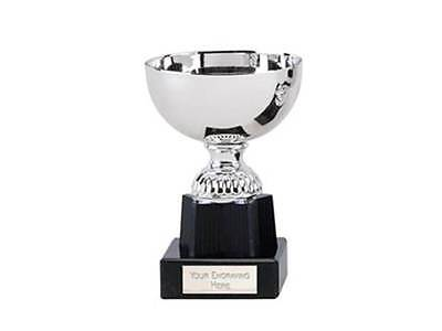 112mm Silver Multi Sport,Dance Trophy Cup,FREE Engraving (280A) cl