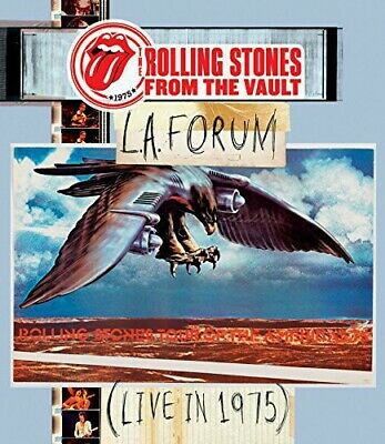 The Rolling Stones - The Rolling Stones From the Vault: L.A. Forum (Live in 1975