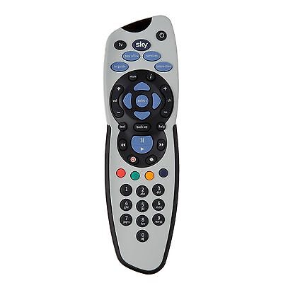 SKY PLUS + remote Control TV GENUINE REPLACEMENT 1 YEAR WARRANTY UK