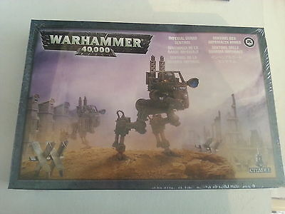 Warhammer 40K Astra Militarum Imperial Guard Sentinel - New And Sealed