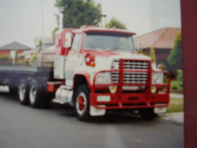 Ford Lnt 9000 Limited Edition