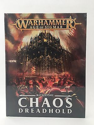 Chaos Battletome Chaos Dreadhold Age of Sigmar AOS Games Workshop