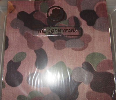 "DEATH IN JUNE ""The Corm Years"" Double Green Vinyl LP coil throbbing gristle nww"