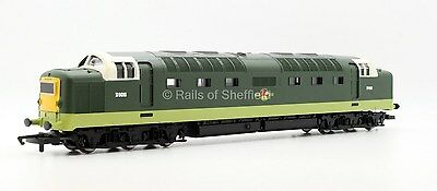 Hornby Railroad Oo R3497 Class 55 - D9016 Br Green Deltic Diesel Loco *new*