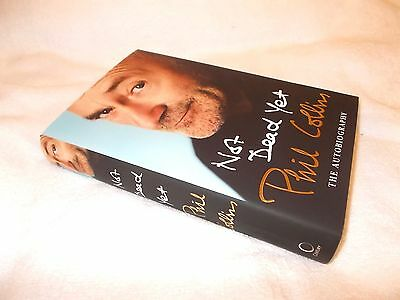 Not Dead Yet: The Autobiography by Phil Collins (Hardback, 2016)