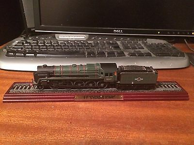 Atlas Editions 9 F Evening Star Model Train
