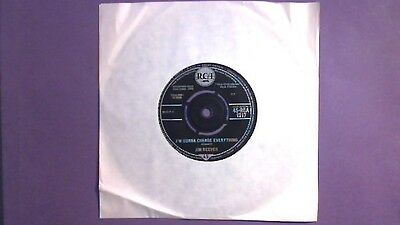 """Jim Reeves - I'm Gonna Change Everything (7"""" single) RCA 1317"""