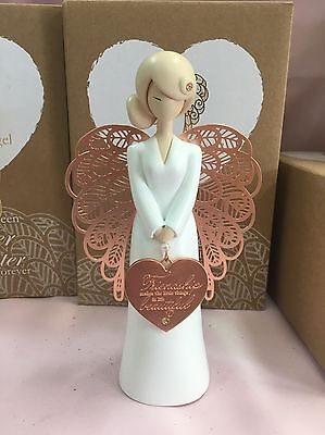 You are an angel figurine FRIENDSHIP New in Gift Box