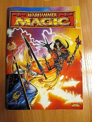 Warhammer Magic Rulebook Games Workshop Warhammer Fantasy new