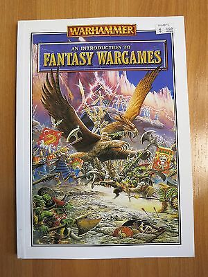 An Introduction to Fantasy Wargames Games Workshop Warhammer Fantasy