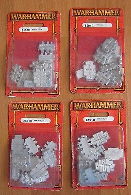 Arrow Slits (4) 8591B Siege Games Workshop Warhammer Fantasy AOS sealed