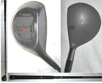 Ladies Driver Founders Club Judge Graphite  Golf Club Right Handed