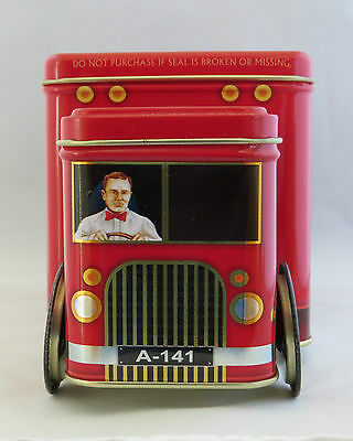 Arnott's Red Truck A-141 Biscuit Tin