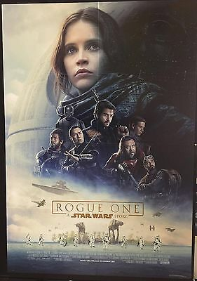 Rogue One (2016) Poster originale ITA CINEMA Manifesto 100X140cm