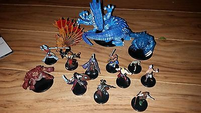 Dungeons and Dragons D&D Lot of Miniatures