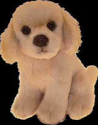 """Golden Retriever  6"""" Soft Toy New Faithful Friends Beat The Price Rise!"""