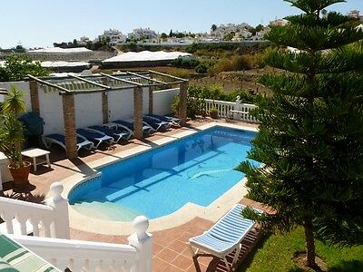 Holiday in Spain, Wifi, Aircon and UK TV sleeps 5