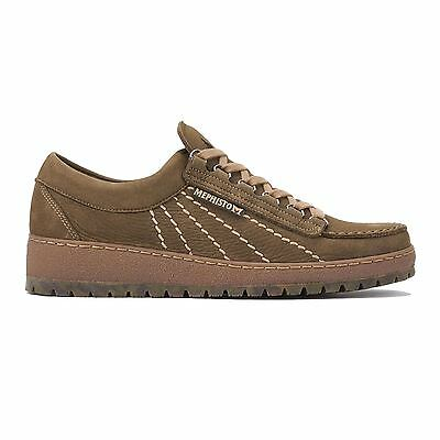 Mephisto Rainbow Taupe Mens Shoes