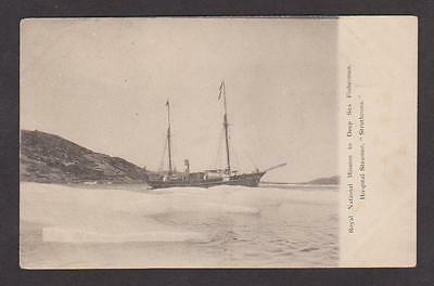 Hospital Ship STRATHCONA (1899-1922) Royal National Mission Deep Sea Fishermen