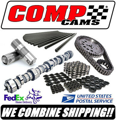 COMP Cams Big Mutha' Thumpr LS1 LS2 LS6 Complete Roller Cam Kit 291/311 573/558
