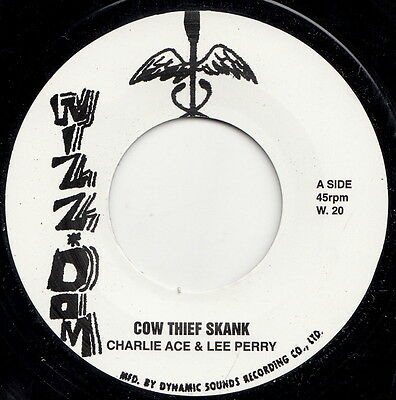 ** Charlie Ace & Lee Perry  Cow Thief Skank  Totally Epic Upsetters Production!!