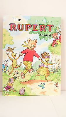 NEW - Rupert The Bear Annual - No.65 - 2000 Signed by Ian Robinson