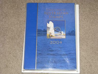 Australia 2004 Yearbook, complete with stamps, sealed package