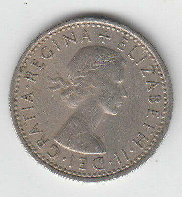 Sixpence QEll 1953 - 1967 your choice of dates multiple listing 99p ea
