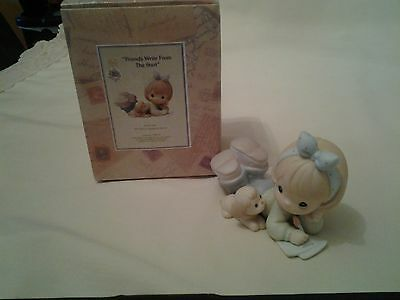 """Precious Moments """" Friends Write FromThe Start""""#25150/C0021 MIB"""