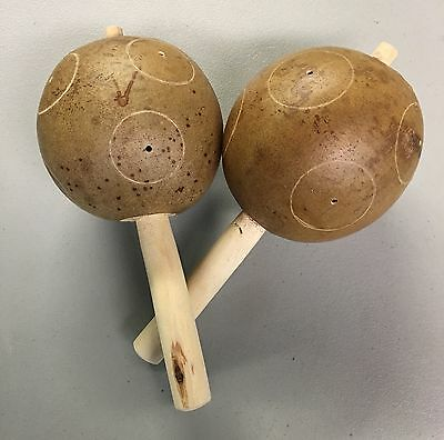 Maracas Tipica De Colombia. Maracas Used To Play Typical Colombian Music