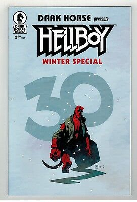 Hellboy Winter Special - Mike Mignola Story & Cover - Tim Sale Art - 2016