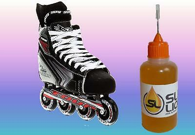 SUPERIOR Synthetic Oil For FASTER Rollerblades, READ! Slick Liquid Lube Bearings