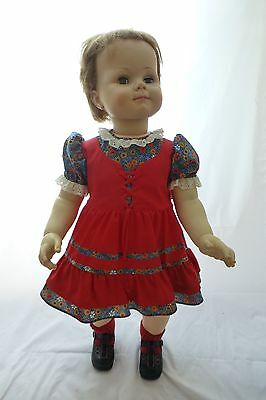 """Ideal Toy Company 32"""" Saucy Walker in Cute Outfit Marked 32-35"""