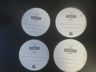 3 Different. TOOHEYS / THE TAMWORTH Special Issue collectable COASTERS