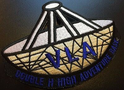 Double H High Adventure Very Large Array Patch