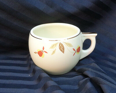 Hall China Autumn Leaf 1993 NALCC Punch Cup